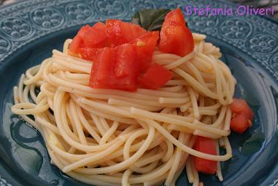 Spaghetti Picchio Pacchio alla palermitana - Cardamomo & co