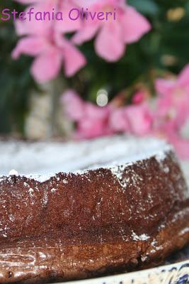 Torta al cioccolato e mandorle facilissima - Cardamomo & co
