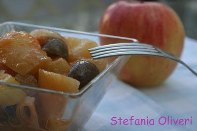 Caponata di mele - Cardamomo & co