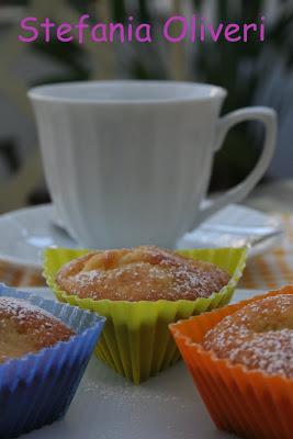 Muffin alle mele senza glutine - Cardamomo & co