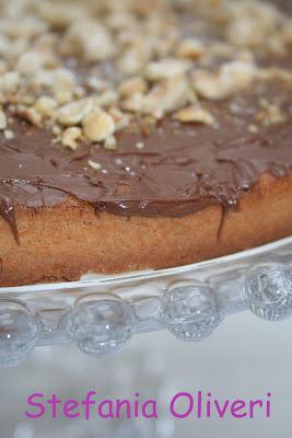 orta alla Nutella senza glutine - Cardamomo & co