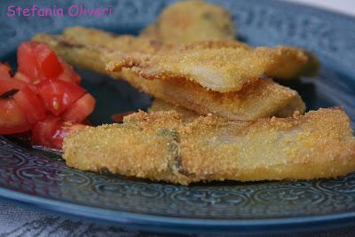 Bietole fritte senza glutine - Cardamomo & co