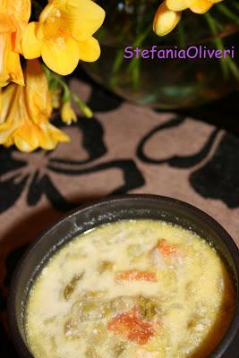 Ciorba zuppa rumena