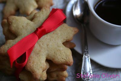 Biscotti di farina di riso e grano saraceno - Cardamomo & co