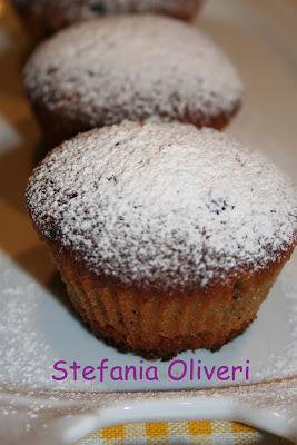 Muffin ai frutti di bosco senza glutine - Cardamomo & co