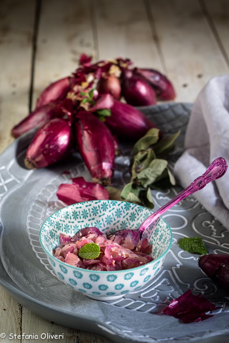 Cipolle In agrodolce - Cardamomo & co