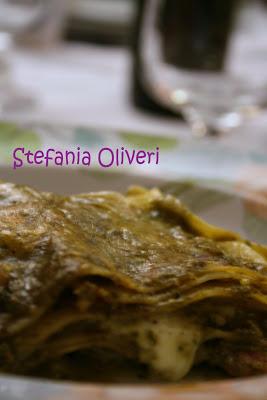 Lasagne al pesto di pistacchi - Cardamomo & co