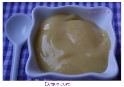 Lemon Curd gluten free - Cardamomo & co