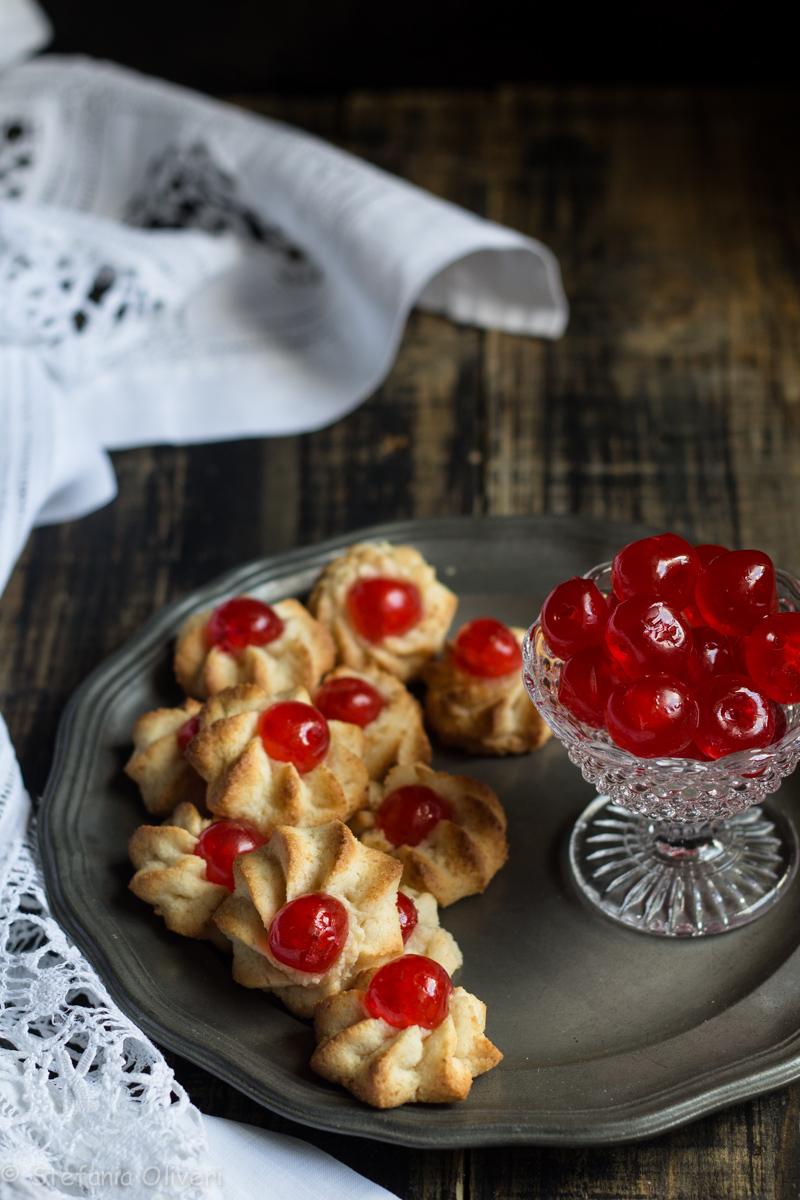 biscotti di mandorle senza glutine - Cardamomo & co