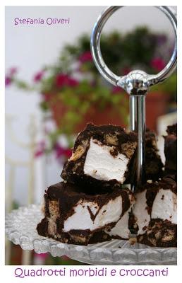 Dolcetti cioccolato melassa e marshmallows - Cardamomo & co