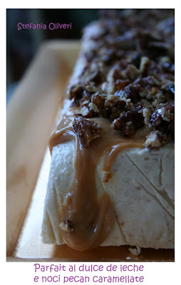 Parfait al dulce de leche - Cardamomo & co