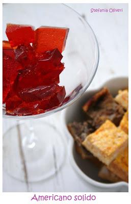 Americano solido, aperitivo trasformato - Cardamomo & co