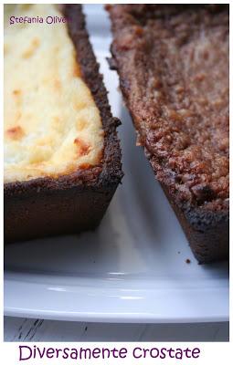 Pasta frolla di castagne - Cardamomo & co