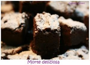 torta cioccolato e uvetta - Cardamomo & co