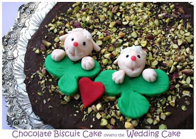 Torta al cioccolato e biscotti facilissima e senza cottura - Cardamomo & co