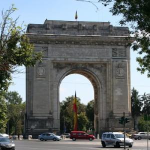 Arco-di-Trionfo Bucarest