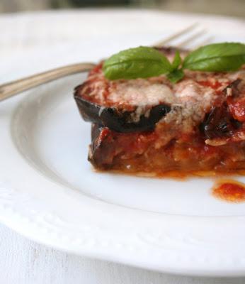 Parmigiana di melanzane - Cardamomo & co