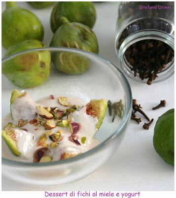 Dessert ai fichi di Nigella Lawson - Cardamomo & co
