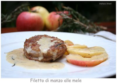 Filetto di manzo alle mele - Cardamomo & co