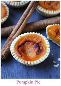 Pumpkin pie senza glutine - Cardamomo & co