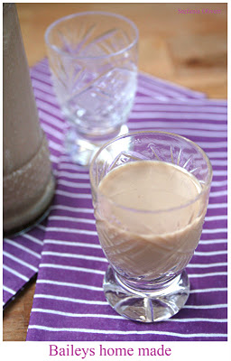 Baileys senza glutine homemade - Cardamomo & co
