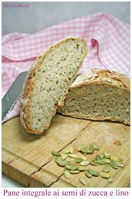 Pane semi integrale ai semi senza glutine - Cardamomo & co