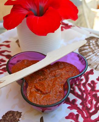 Crema di pomodoro, capperi e origano - Cardamomo & co
