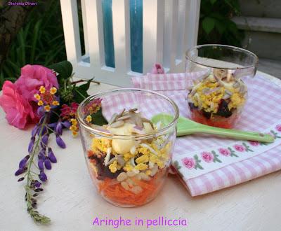 Aringa affumicata in pelliccia - Cardamomo & co