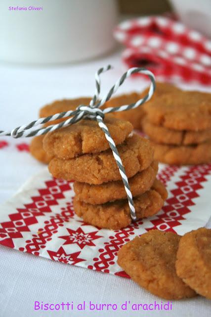 Biscotti al burro d'arachidi senza glutine facilissimi - Cardamomo & co
