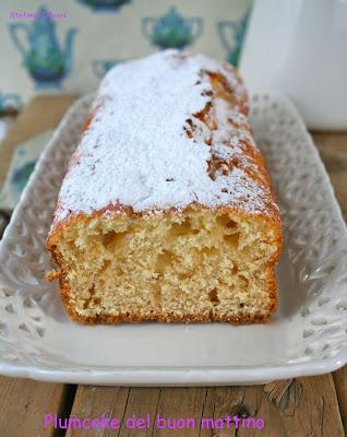Plumcake da prima colazione senza glutine - Cardamomo & co