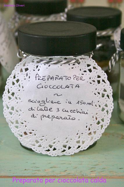 preparato per cioccolata calda homemade - Cardamomo & co
