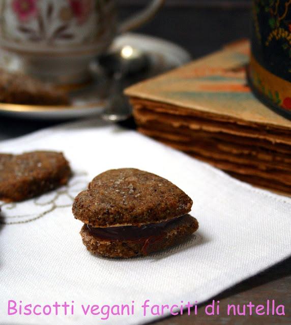 Biscotti vegani senza zucchero, senza burro, con miglio, riso integrale e grano saraceno!
