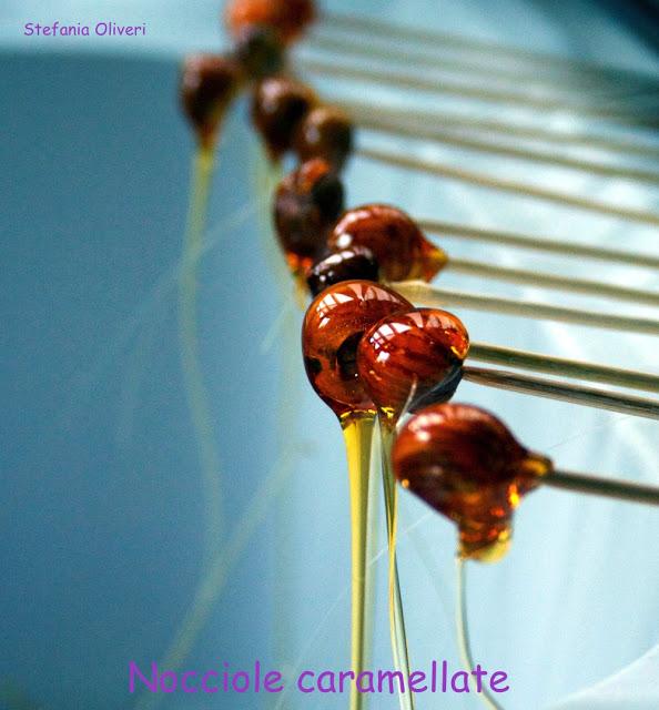 Nocciole caramellate - Cardamomo & co
