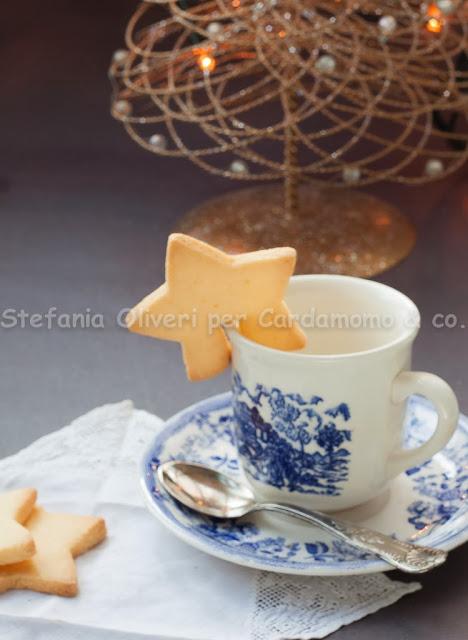 Biscotti limone e polenta (gluten free) - Cardamomo & co