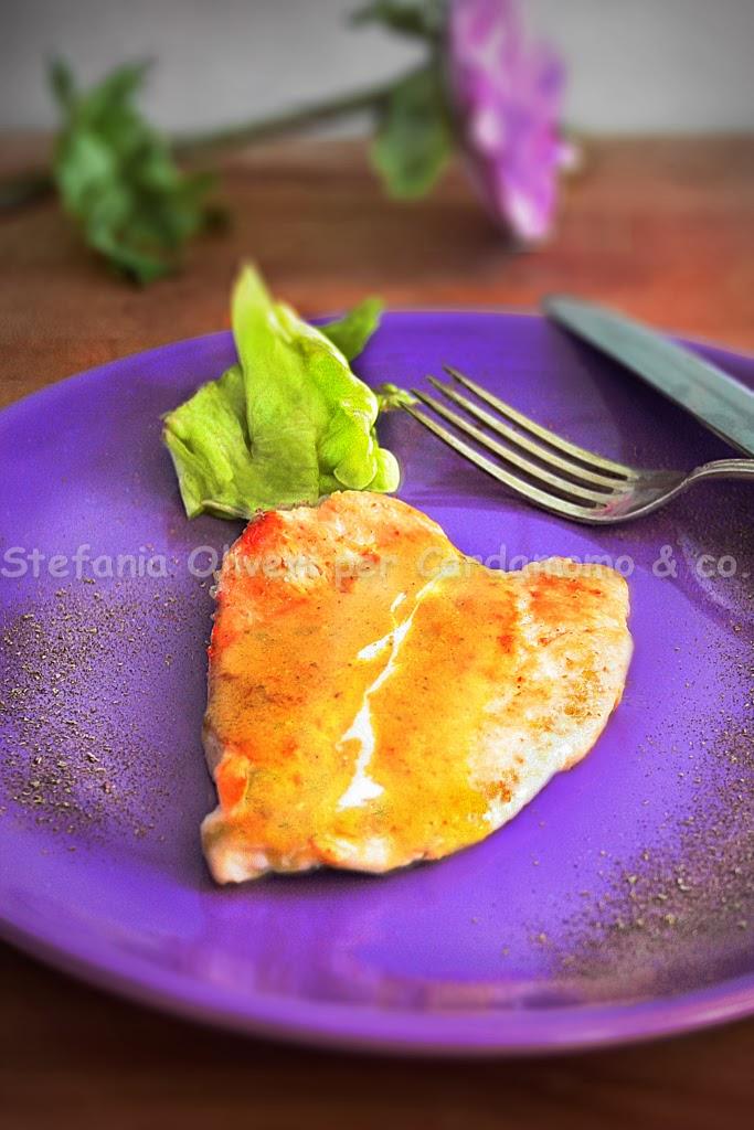 Pollo con salsa alla senape di Martha Stewart - Cardamomo & co