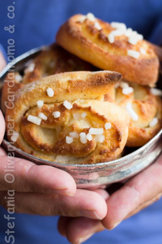 Cinnamon rolls senza glutine - Cardamomo & co