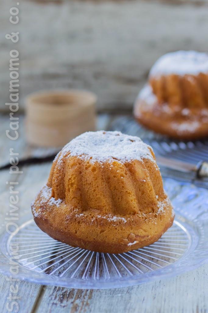 Pandoro senza glutine - Cardamomo & co