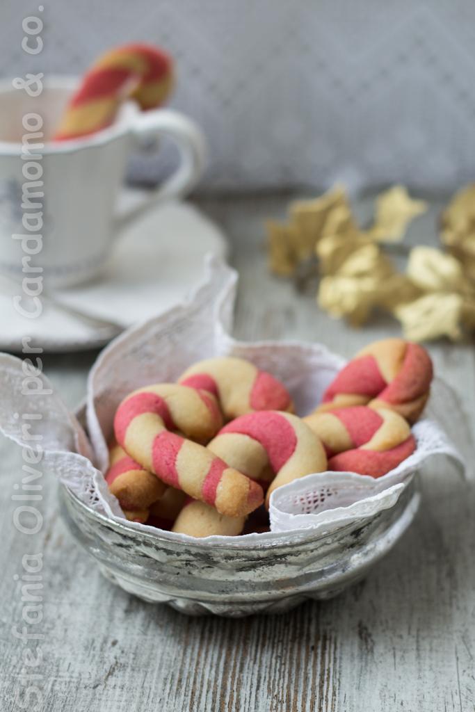 Biscotti natalizi senza glutine - Cardamomo & co