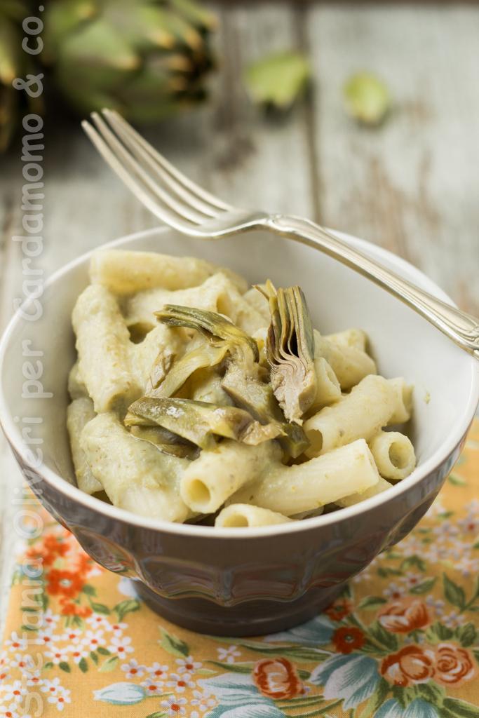 Pasta e carciofi 1656 b
