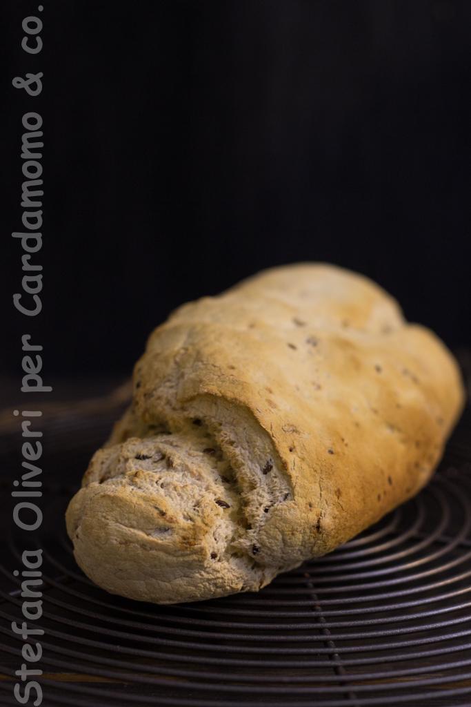 Pane con semi senza glutine Cardamomo & co