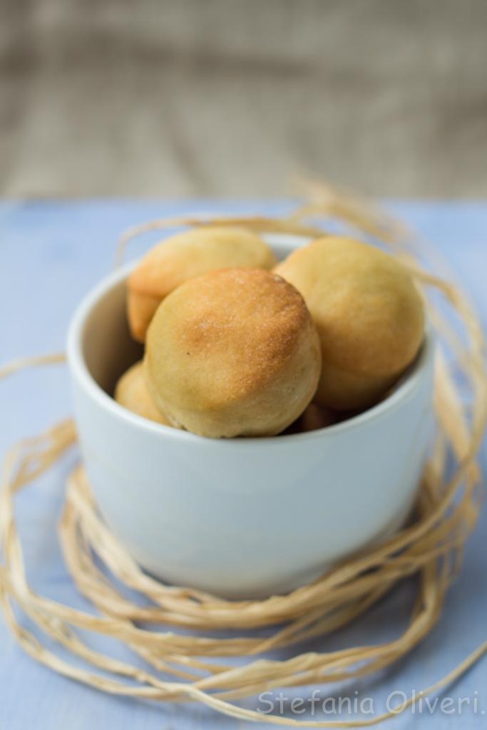 Mini panini senza glutine con farina Nutrifree - Cardamomo & co