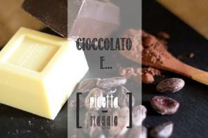 banner cioccolato e ricotta