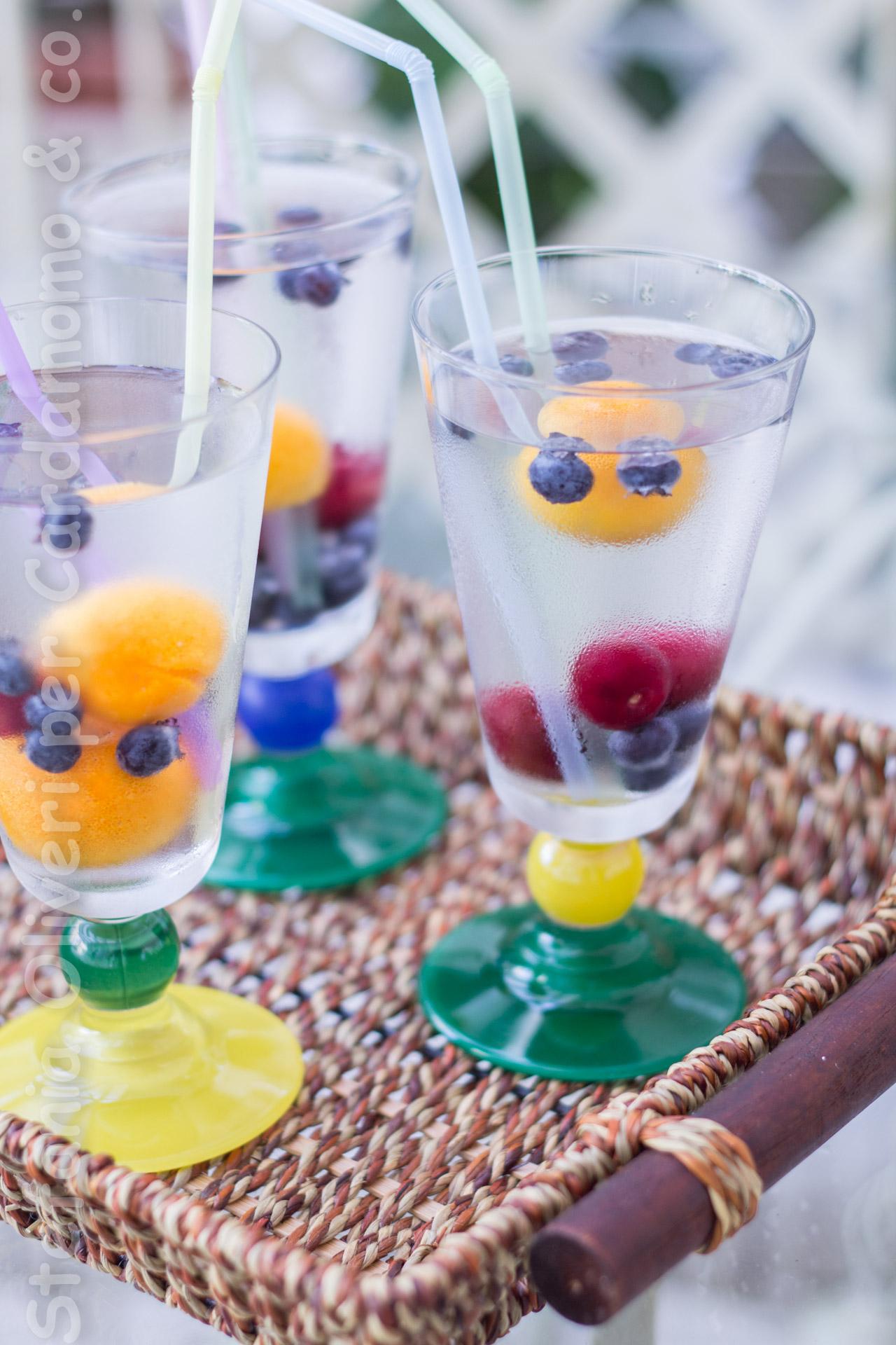 Acqua aromatizzata - Cardamomo & co