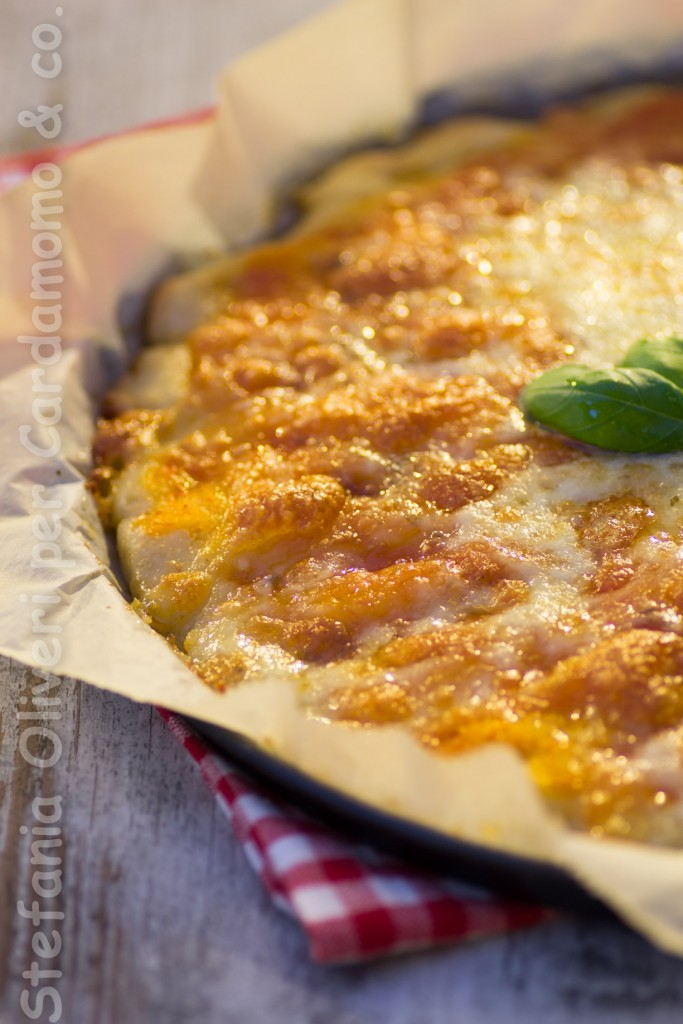 Pizza senza glutine Cardamomo & co 3566