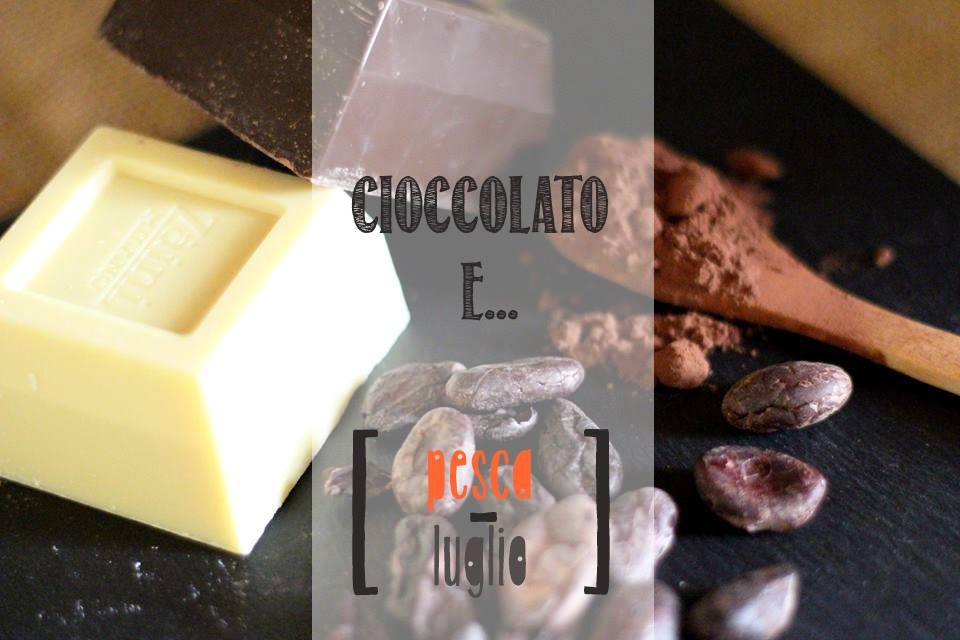 cioccolato e pesca