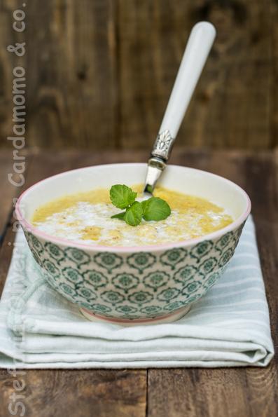 zuppa di lenticchie e cocco Cardamomo & co 4297