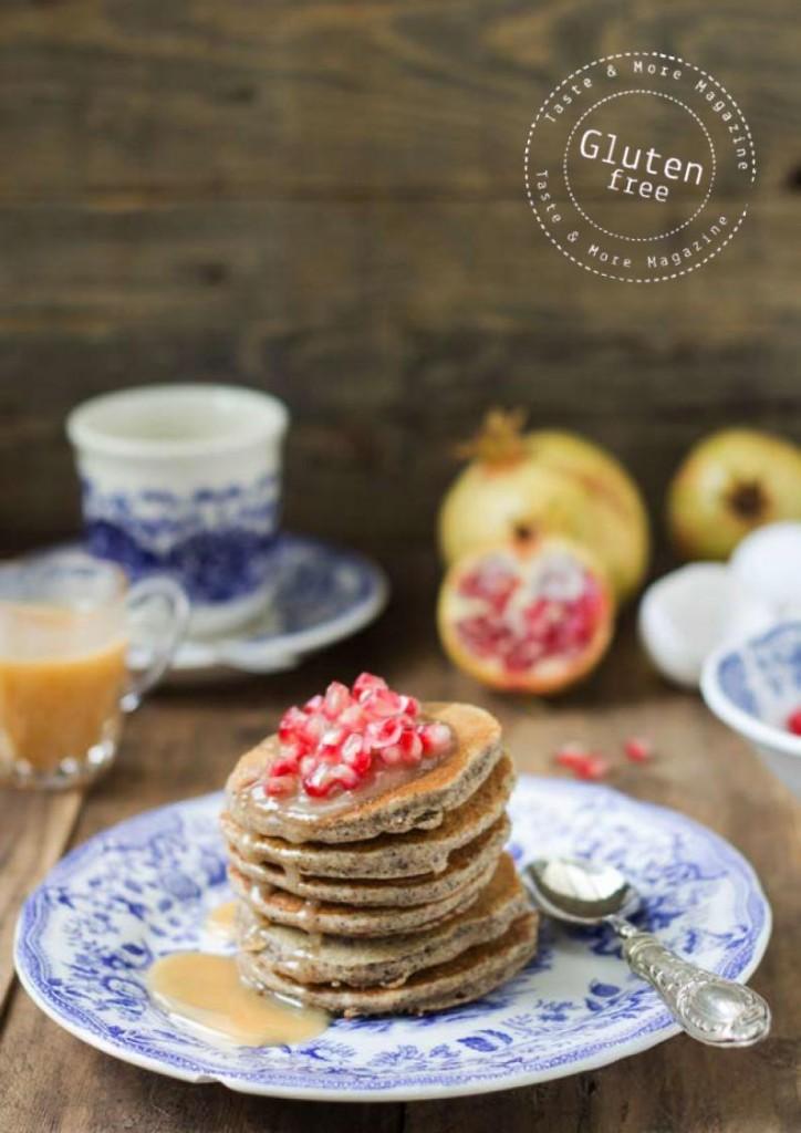Pancakes grano saraceno Cardamomo and co