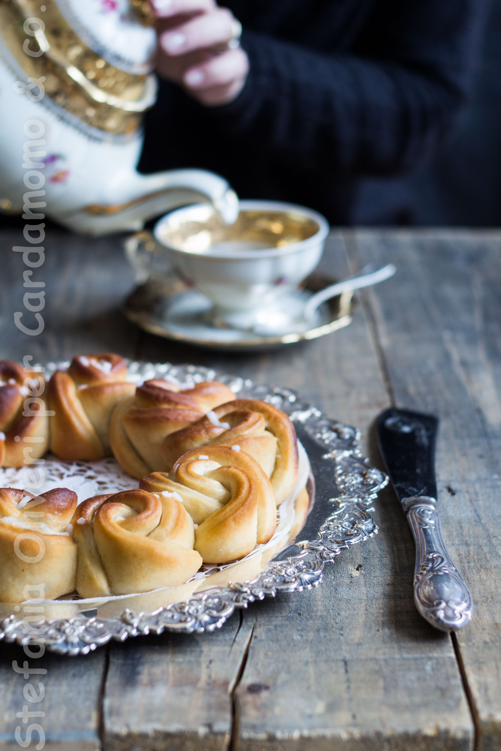 Challah senza glutine , pane ebraico - Cardamomo & co