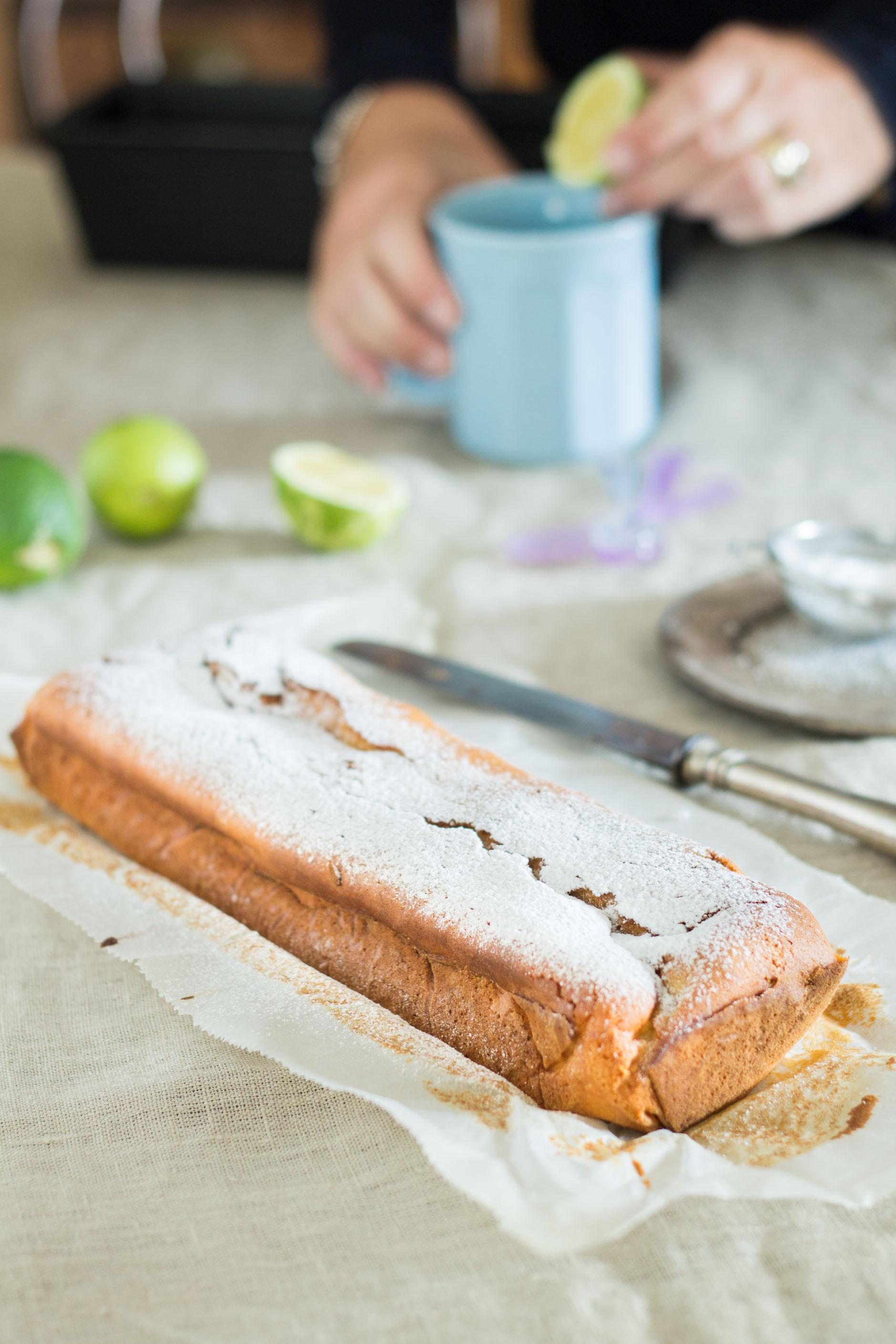 Plumcake al limone e yogurt senza glutine - Cardamomo & co