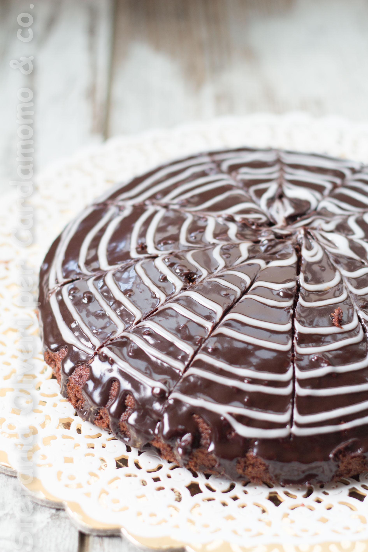 tortaubriaca senza glutine - Cardamomo & co